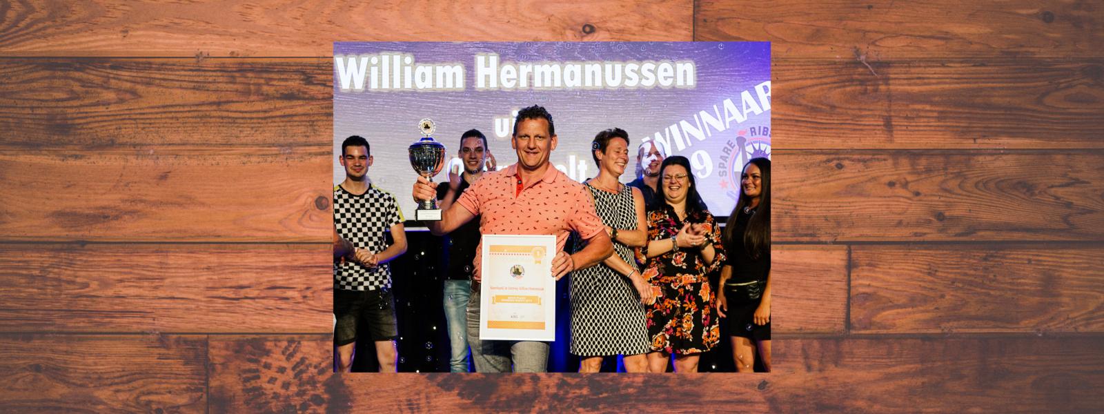 Slagerij William Hermanussen heeft de lekkkerste spareribs van Nederland