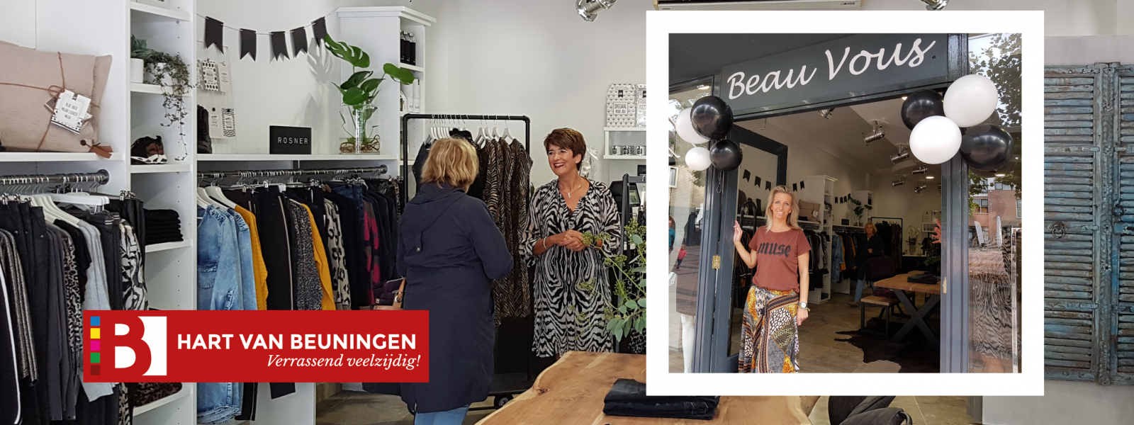 Beau Vous is geopend!