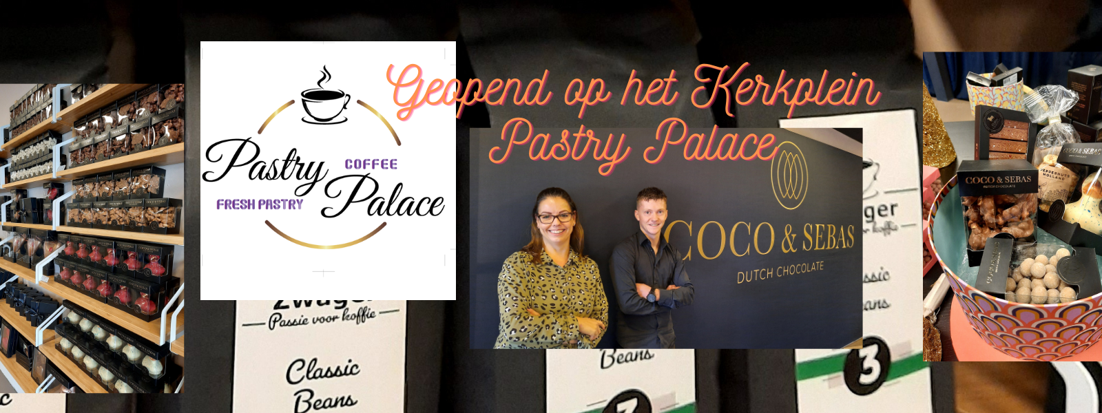 Pastry Palace geopend